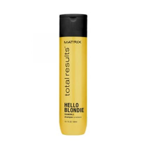 Шампунь для волос оттенков блонд - Hello Blondie, 300мл